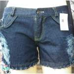 JST065 กางเกงยีนส์แฟชั่นเกาหลีขาสั้น(ของใหม่) สั่งซื้อครั้งละ 10 ตัวขึ้น ทางร้านจะคละแบบให้  ++ยิ้งซื้อมากยิ่งได้ลดมาก++