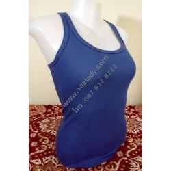 SB003 เสื้อกล้าม ต้องสั่งสีละ 5ตัวขึ้นไป และจะจัดส่ง ให้ต้องซื้อรวมกันแต่ละครั้ง 50 ตัวขึ้น(คละสี คละลายได้)