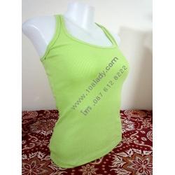 SG002 เสื้อกล้าม ต้องสั่งสีละ 5ตัวขึ้นไป และจะจัดส่ง ให้ต้องซื้อรวมกันแต่ละครั้ง 50 ตัวขึ้น(คละสี คละลายได้)