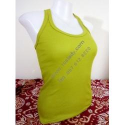 SG003 เสื้อกล้าม ต้องสั่งสีละ 5ตัวขึ้นไป และจะจัดส่ง ให้ต้องซื้อรวมกันแต่ละครั้ง 50 ตัวขึ้น(คละสี คละลายได้)