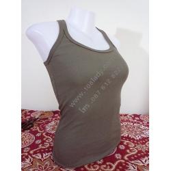 SG004 เสื้อกล้าม ต้องสั่งสีละ 5ตัวขึ้นไป และจะจัดส่ง ให้ต้องซื้อรวมกันแต่ละครั้ง 50 ตัวขึ้น(คละสี คละลายได้)