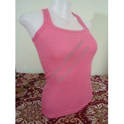 SR001 เสื้อกล้าม ต้องสั่งสีละ 5ตัวขึ้นไป และจะจัดส่ง ให้ต้องซื้อรวมกันแต่ละครั้ง 50 ตัวขึ้น(คละสี คละลายได้)