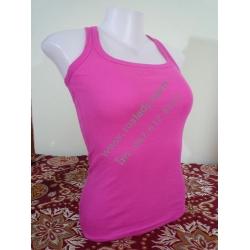 SR002 เสื้อกล้าม ต้องสั่งสีละ 5ตัวขึ้นไป และจะจัดส่ง ให้ต้องซื้อรวมกันแต่ละครั้ง 50 ตัวขึ้น(คละสี คละลายได้)