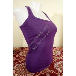 SV003 เสื้อกล้าม ต้องสั่งสีละ 5ตัวขึ้นไป และจะจัดส่ง ให้ต้องซื้อรวมกันแต่ละครั้ง 50 ตัวขึ้น(คละสี คละลายได้)