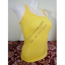SY002 เสื้อกล้าม ต้องสั่งสีละ 5ตัวขึ้นไป และจะจัดส่ง ให้ต้องซื้อรวมกันแต่ละครั้ง 50 ตัวขึ้น(คละสี คละลายได้)