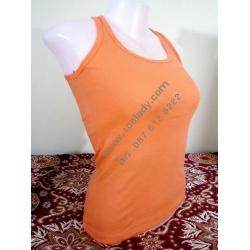 SY003 เสื้อกล้าม ต้องสั่งสีละ 5ตัวขึ้นไป และจะจัดส่ง ให้ต้องซื้อรวมกันแต่ละครั้ง 50 ตัวขึ้น(คละสี คละลายได้)