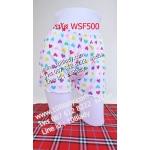 WSF500 กางเกงขาสั้นสตรี(ลวดลาย) เอวยางยืด ปลายกระดิ่ง สั่งซื้อครั้งละ 20ตัวขึ้นไป ทางร้านคละแบบให้++ยิ่งซื้อมากยิ่งได้ลดมาก++